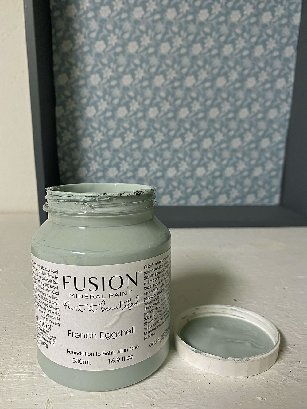 Fusion Mineral Paint Eggshell