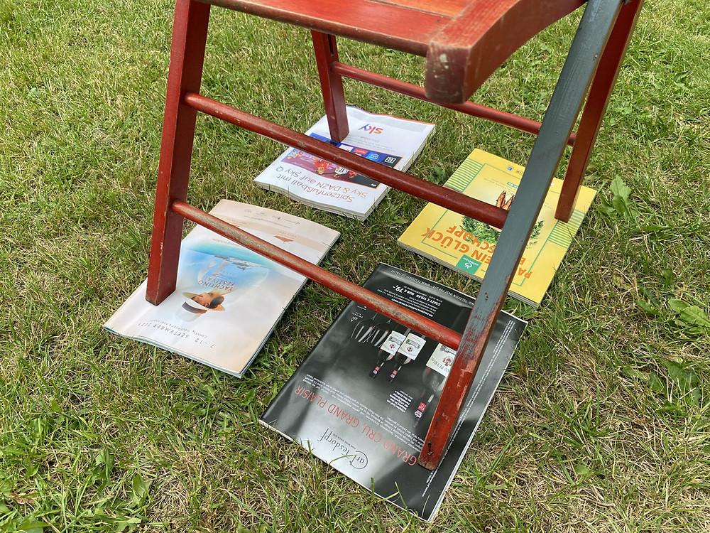 Stuhl streichen mit Dixie Belle Paint - Ein upcycling mit gonepaintin