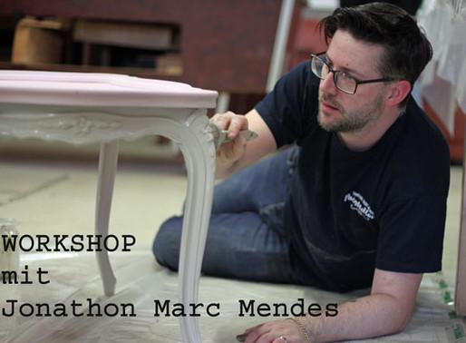 Workshop mit Jonathon Marc Mendes