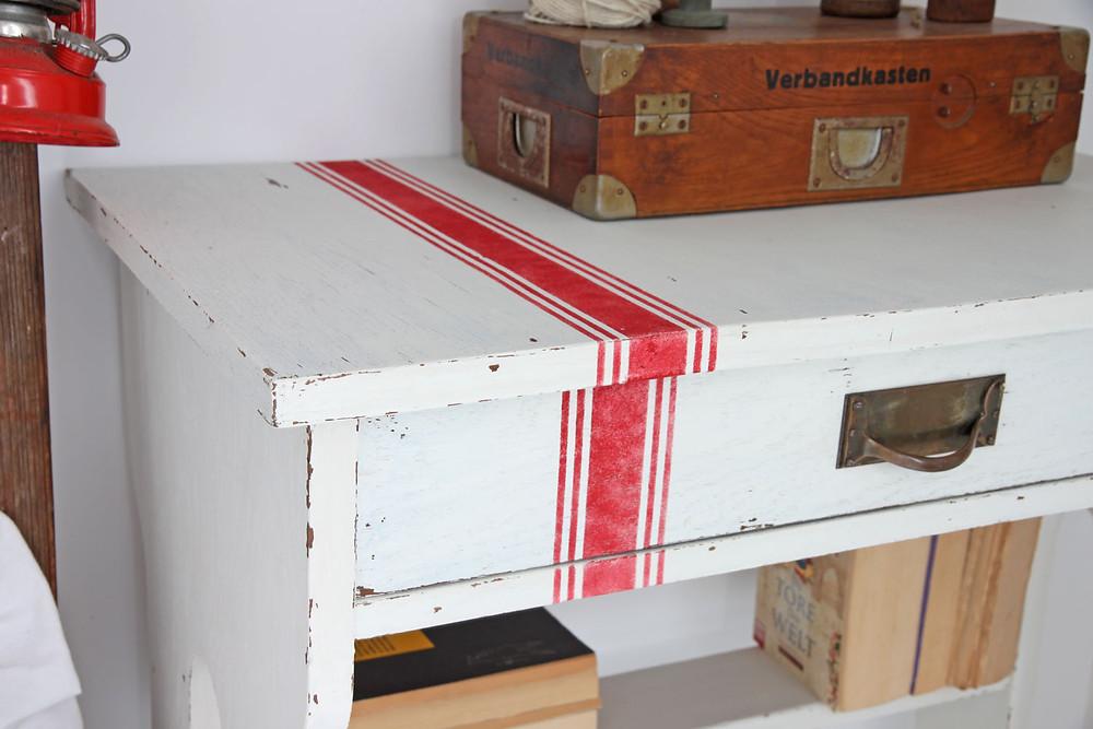 Möbel streichen mit Fusion Mineral Paint und Kreidefarbe
