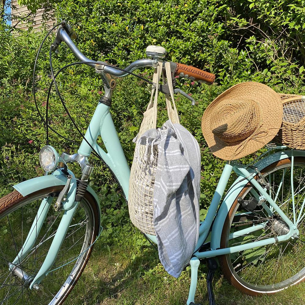 Fahrrad streichen statt lackieren