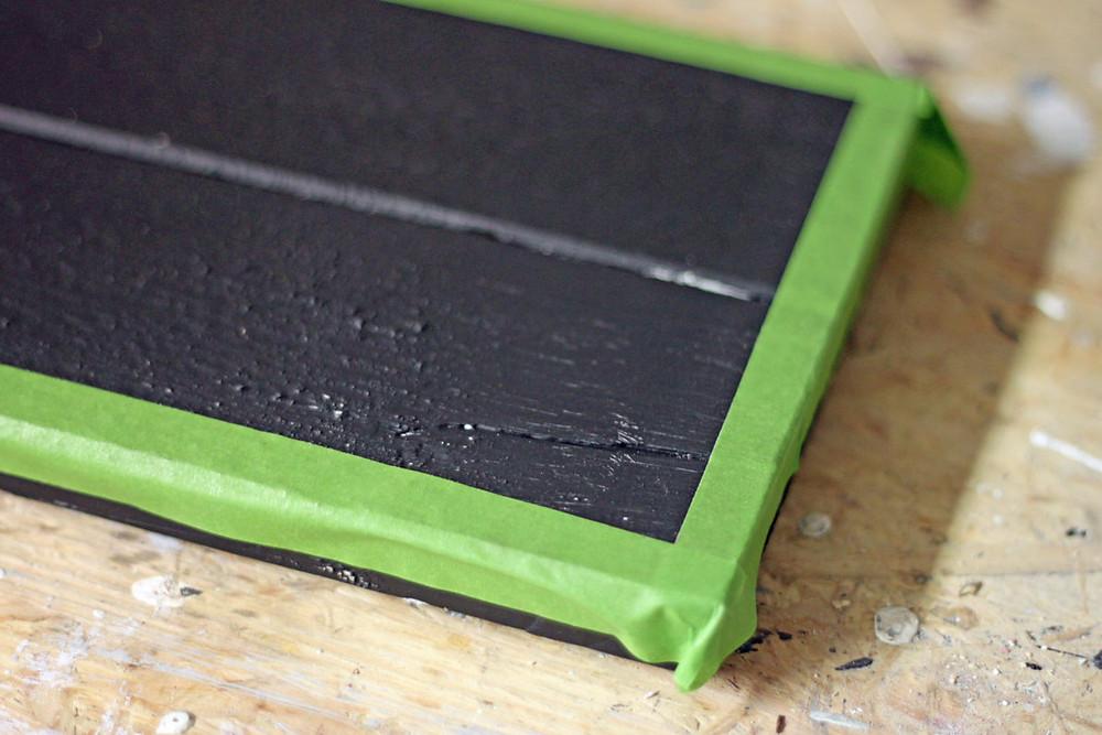 Frog Tape für perfekte Kanten