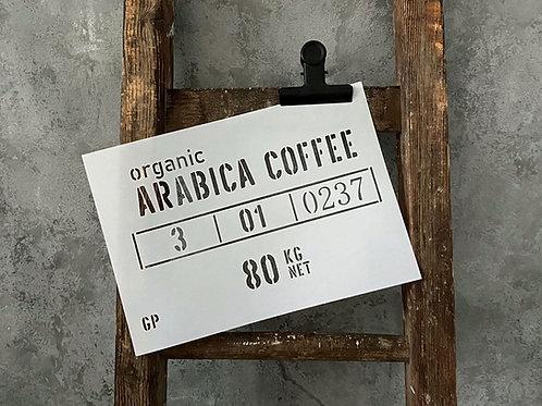 Schablone Andes Cafe Teil 2