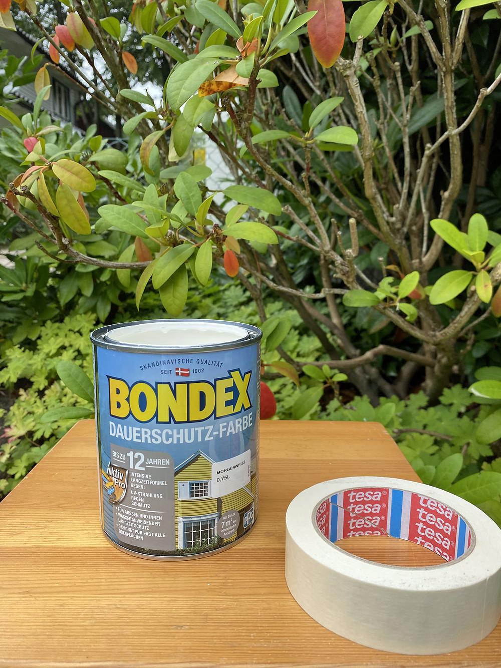 Bondex Dauerschutzfarbe