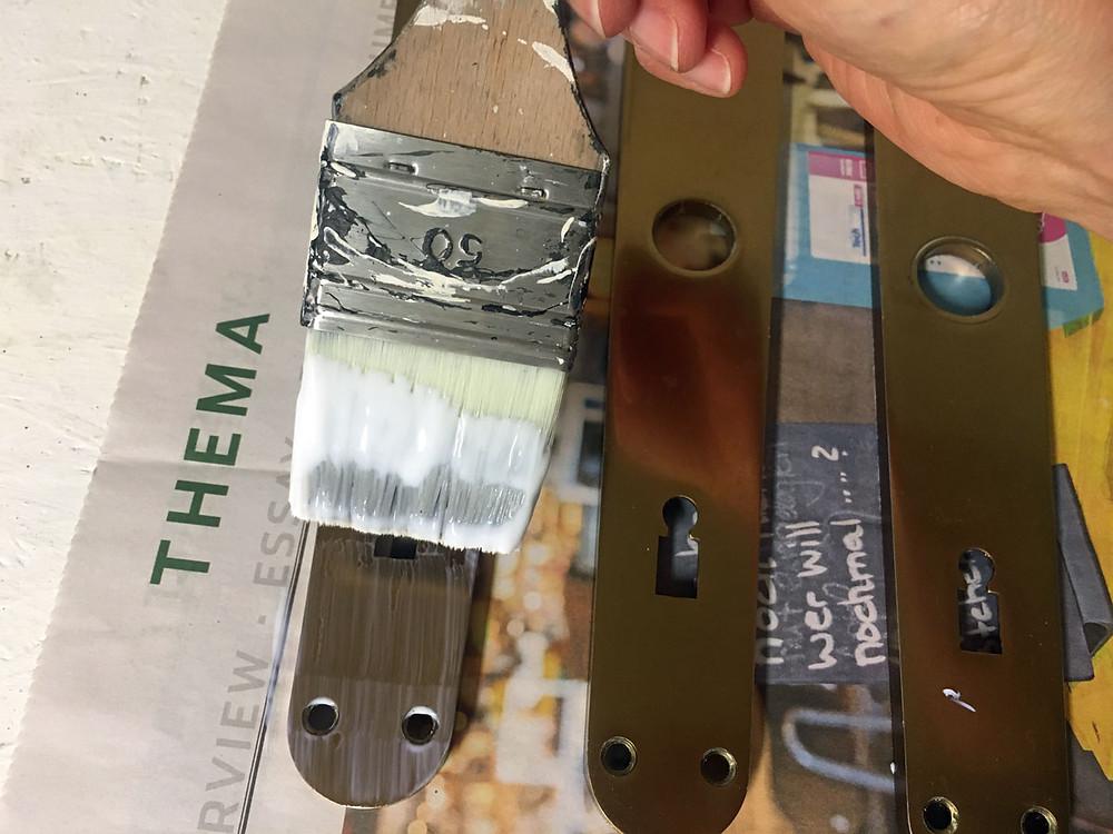 Ultra Grip von Fusion Mineral Paint für Metall