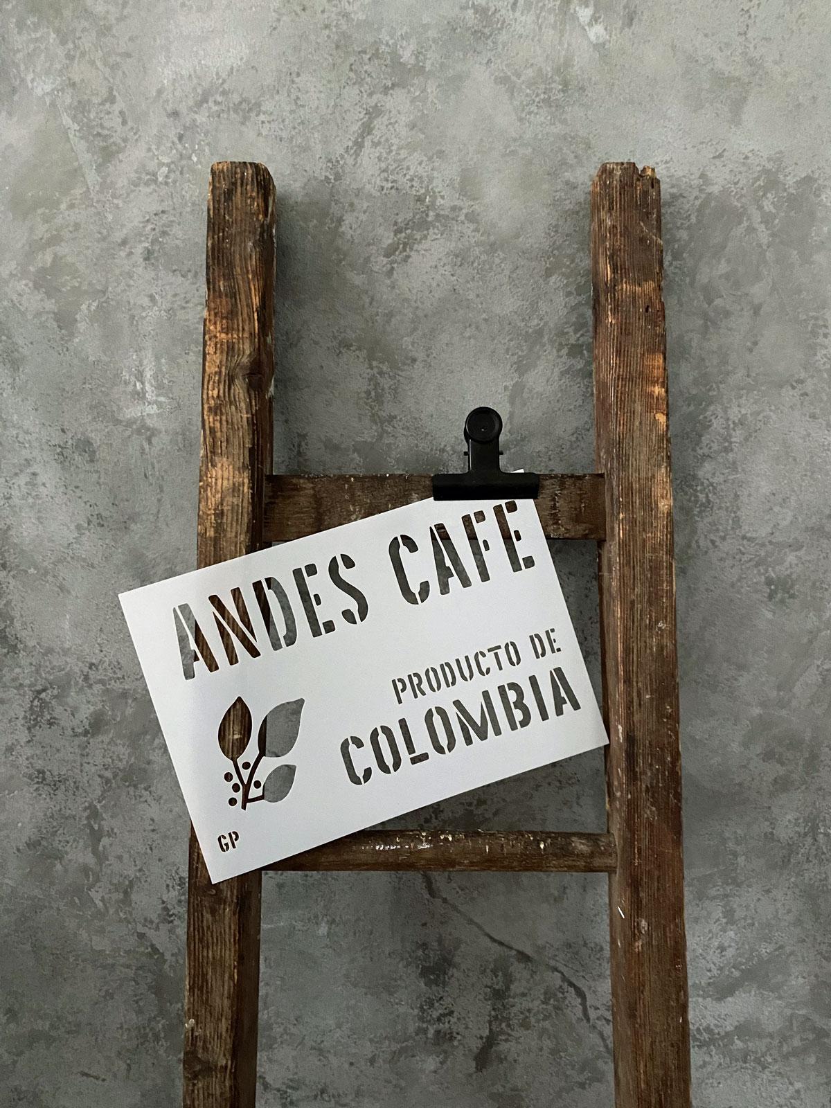 Andes Cafe Teil 1