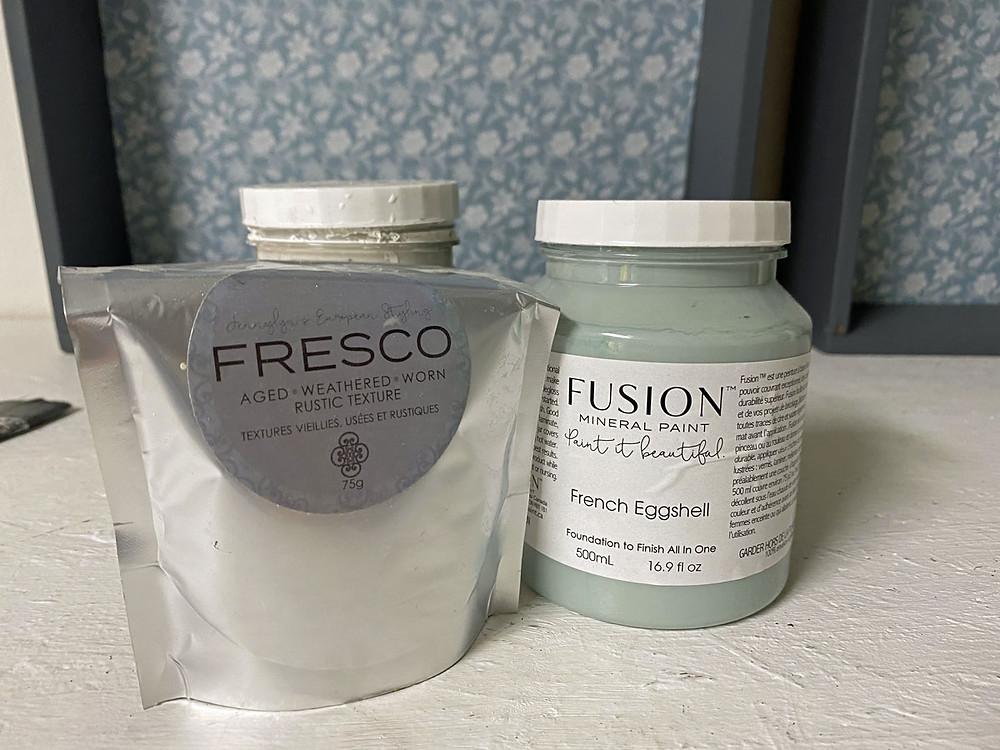 Fusion Mineral Paint Fresco im Test