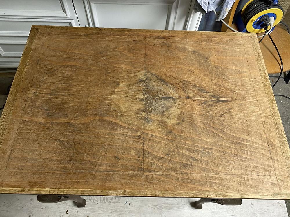 Möbel aufarbeiten: Furnier entfernen oder reparieren - Meine Tipps