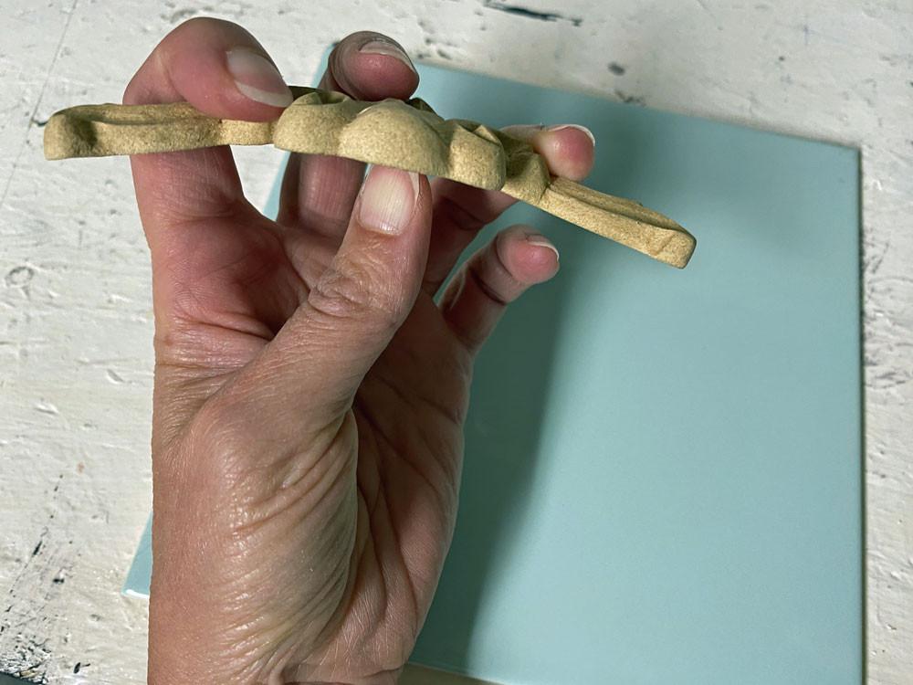 Holzornamente biegen mit Woodubend