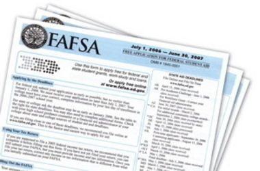 FAFSA Completion Consultation