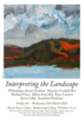 'Interpreting the Landscape' Mount House