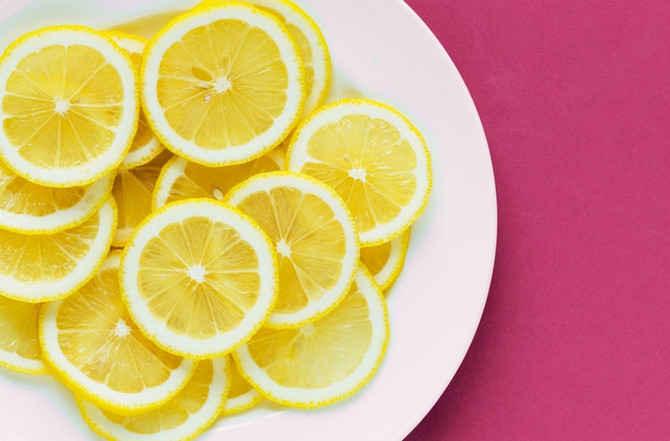 Using Lemons to Aid in Detoxing