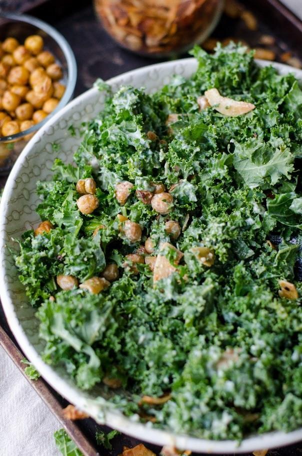 Eating Seasonal With Kale