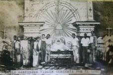 Altar de la Virgen 1937