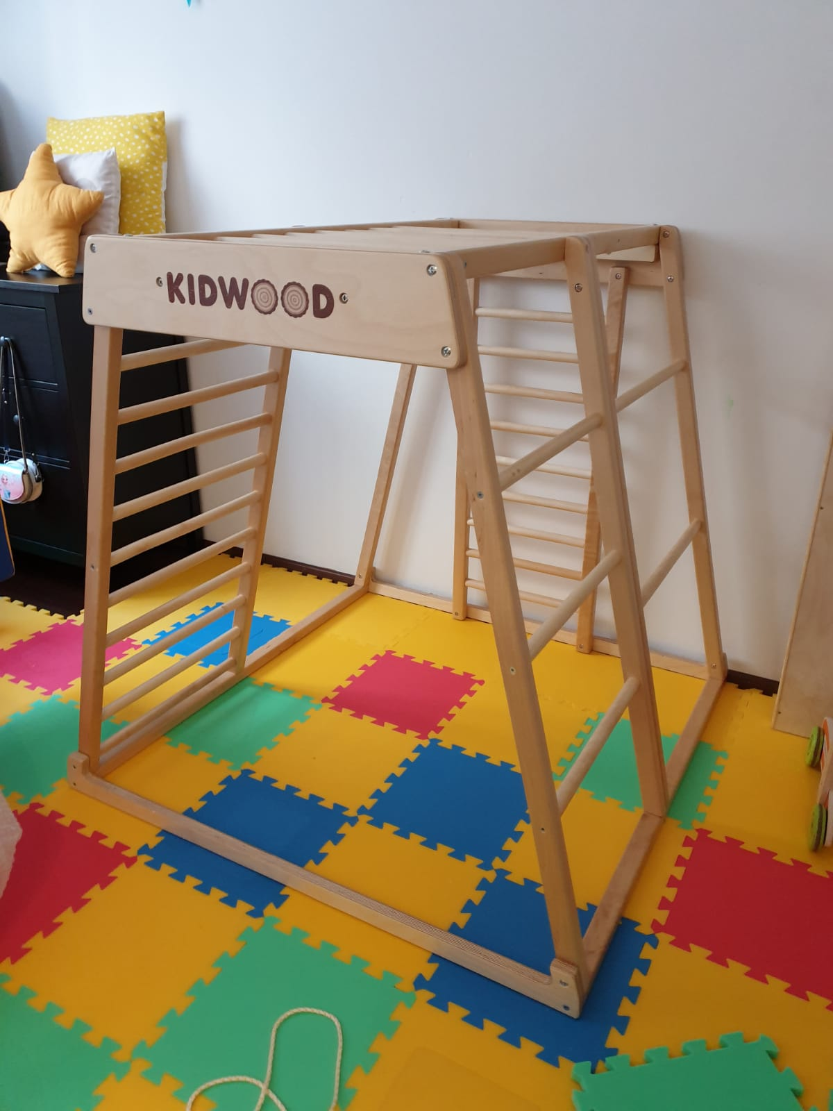 Kidwood (Modell Rakete)