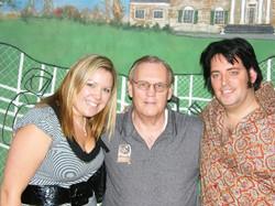 Carla, Ed, Craig