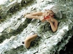 Bathe In Money