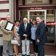 PRESS RELEASE: Franklin Celebrates Grand Re-Opening of Liberty Building