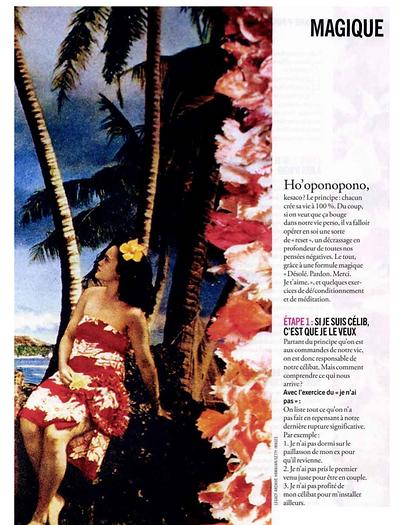 Ho'oponopono, une méthode hawaienne pour trouver l'amour