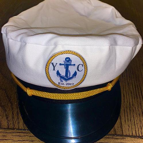 Official Yächtley Crëw Captains Hat
