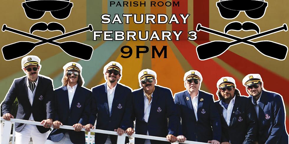 Yächtley Crëw @ House of Blues Anaheim 02/03/18