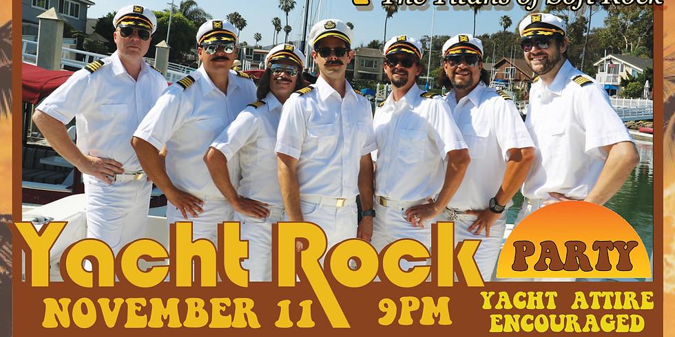 Yächtley Crëw @ House of Blues Anaheim 11/11/17