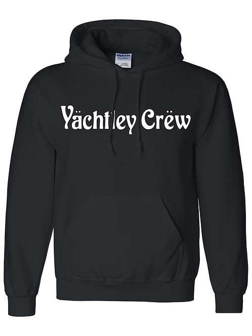 Yachtley Crew Unisex Pull Over Hoodie