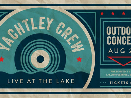 Yachtley Crew Live at the Lake in San Marcos CA 8-24-19