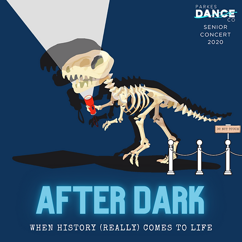 Senior Concert - After Dark DVD