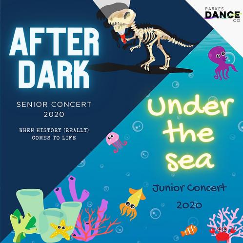 After Dark & Under the Sea Concert DVDs