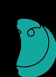 Monas logo black w teal.png