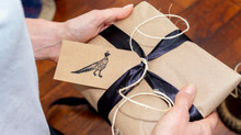 Wrapping It Up: A Town and Country Christmas Gift Wrapping Tutorial