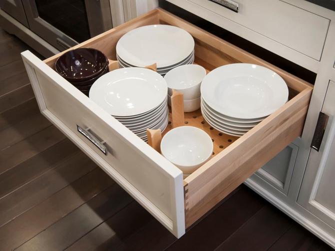 Up now on HGTV.com! Read my 5 Must-Know Designer Kitchen Hacks