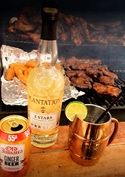 Authentic Jamaican Rum and Wings!