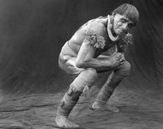 Xingu tribesman