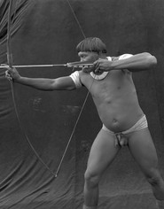 Yawalapiti hunter