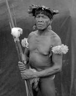 Yawalapiti with speared fish
