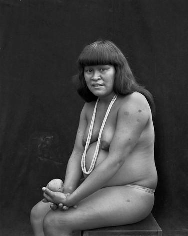 Mapalo daughhter of a Kamayura chieften