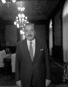 President Alfonsin