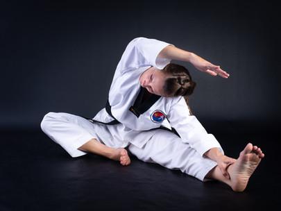 Taekwondo - les bienfaits de l'étirement