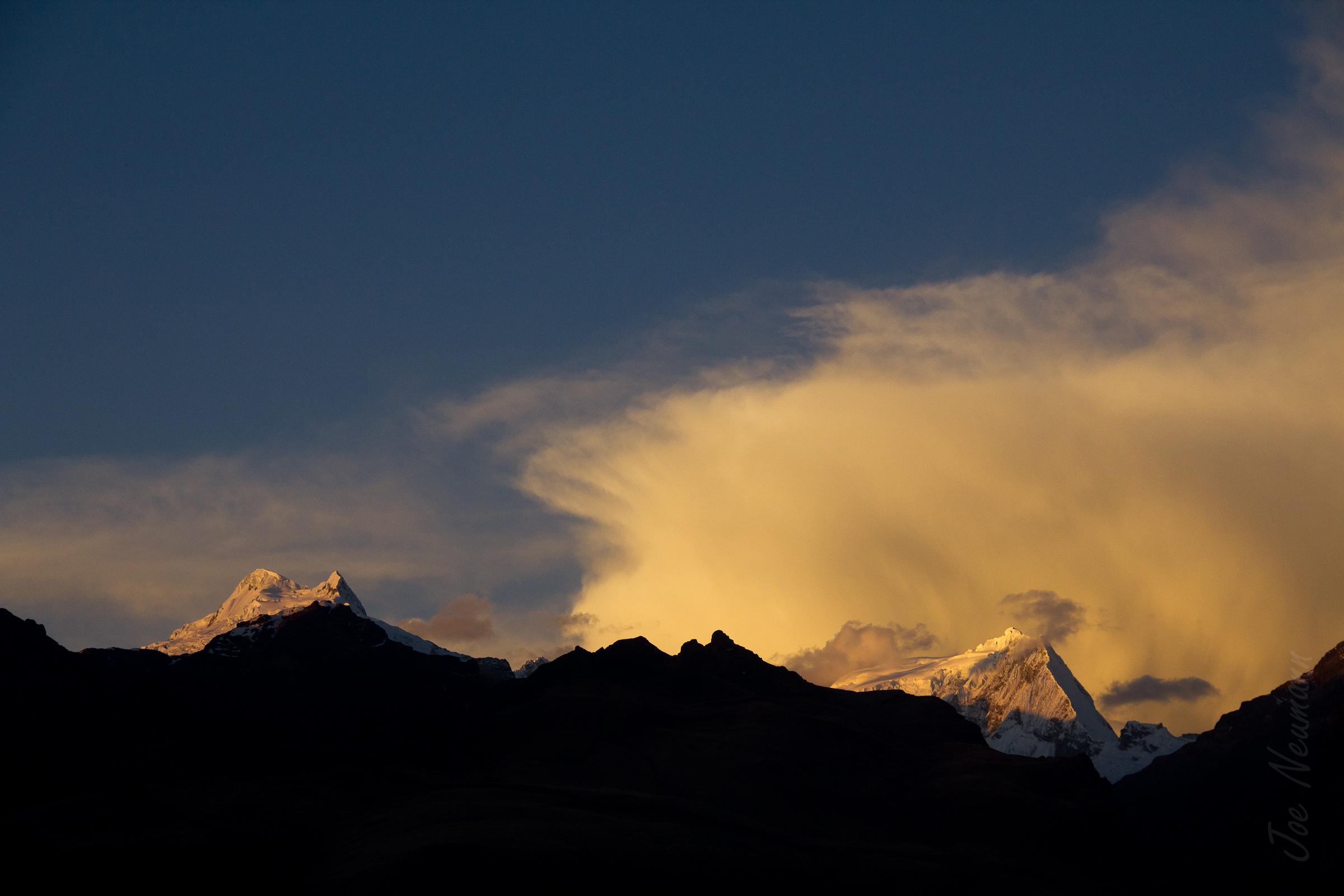 Montañas de Huaraz