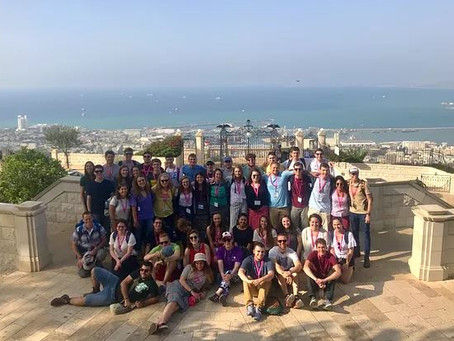 Summer '18: Birthright Day 4