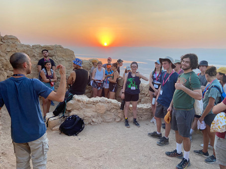 Birthright Israel is back ~ Summer 2021 Part 2