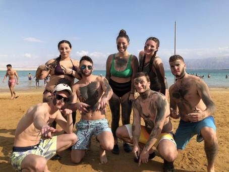 Day 2: Masada/Dead Sea