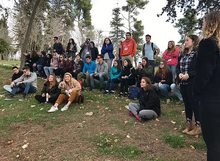 Our morning in Tzfat #JustJewIt #Bus1497