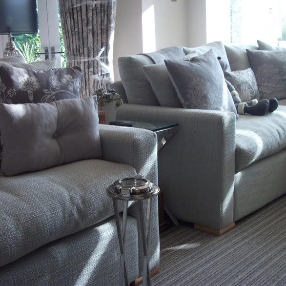comfy bespoke sofas by Orchard