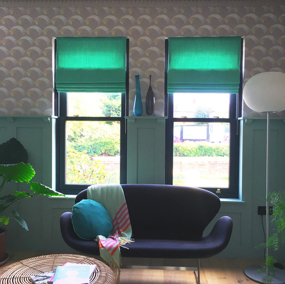 roman blinds by Orchard