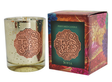 'Sofia' - Perfumed Candle