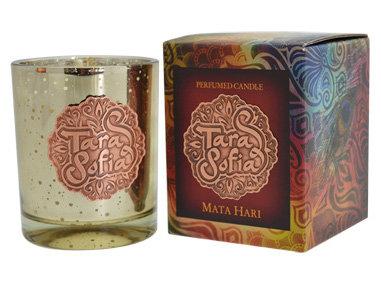 'Mata Hari' - Perfumed Candle