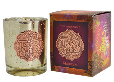 'Marilyn' - Standard Perfumed Candle